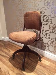 Vintage Industrial Office Chair | In Sheffield, South Yorkshire | Gumtree