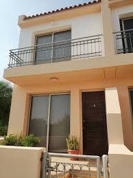 100 Maisonette House 2 Bedroom With Roof Garden Sea View In Paralimni