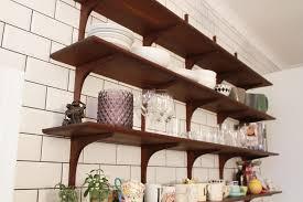 etageres de cuisine a annoncé des étagères de cuisine de kebony uk kebony