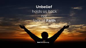 The Difference Between Faith and Belief