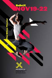 BalletX Very Cool Movement And Graphics