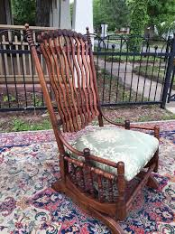 Sam Maloof Rocking Chair Auction by The George Hunzinger