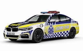 BMW 530d highway patrol cars to join Victoria police fleet