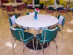Full Size Of Kitchenretro Kitchen Table And Chairs Set Retro Chrome