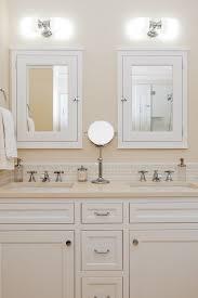 custom frame medicine cabinets bathroom traditional with cosmetics