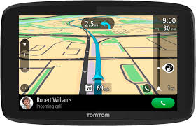 100 Gps With Truck Routes TomTom TRUCKER 620 6 GPS With BuiltIn Bluetooth Lifetime Map