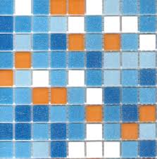 brio newport blend glass mosaic tile 3 4 multicolor blue tile