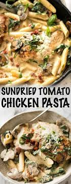 This Chicken With Creamy Sun Dried Tomato Sauce Is A Meal That Comes Together In Just