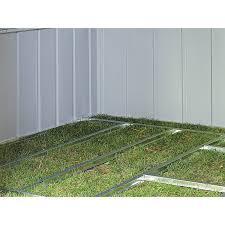 6x8 Storage Shed Home Depot by Amazon Com Arrow Sheds Fb5465 Floor Frame Kit For 5 U0027x4 U0027 U0026 6 U0027x5