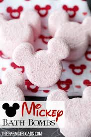 Mickey Mouse Bathroom Ideas by Mickey Mouse Bath Bombs The Farm Gabs
