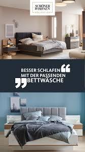 tipp besser schlafen gemütliche bettwäsche schöner wohnen
