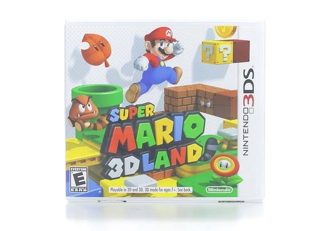 Super Mario: 3D Land - Nintendo 3DS