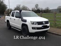 100 Truck Snorkel Kit To Fit VW Volkswagen Amarok TDI400 20112019 LR Challenge