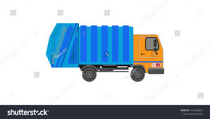 Blue Garbage Truck Orange Cabin Scrap Stock Vector 1043906872 ... Landfill Garbage Truck Royaltyfree Video And Stock Footage Toy Garbage Truck Videos For Children Bruder Trucks A European Comes To America Zdnet Dump Car Wash Kids Learn Transport Colors With Monster Garbage Truck For L Picking Up Trash In The Boys Videos Youtube Refuse Collection Homeminecraft Councilman Wants To End Frustration Of Driving Behind Lego Classic Legocom Us