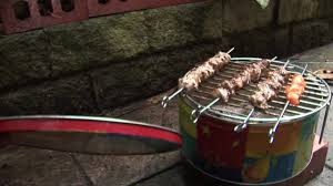 Best Portable DIY BBQ Grill - Barbeque - Barbecue - YouTube Outdoor Bbq Grill Islandchen Barbecue Plans Gaschenaid Cover Flat Bbq Designs Custom Outdoor Grills Backyard Brick Oven Plans Howtospecialist How To Build Step By Barbeque Snetutorials Living Stone Masonry Download Built In Garden Design Building A Bbq Smoker Youtube And Fire Pit Ideas To Smokehouse Barbecue Hut