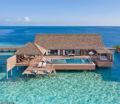 100 Maldives Infinity Pool Inside The New Uberluxurious Waldorf Astoria