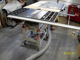 Sawstop Cabinet Saw Outfeed Table by New Table Saw Or Upgrade Mine By Acr Scout Lumberjocks Com