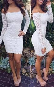 25 white lace dress short ideas white dress