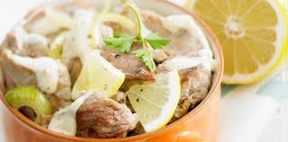 cuisine legere blanquette de veau légère facile recette sur cuisine actuelle