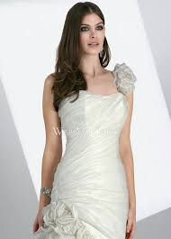 formal mermaid trumpet sleeveless chapel train taffeta ivory