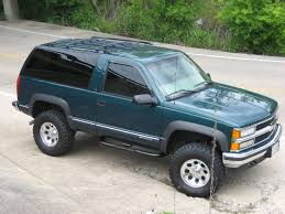 Tahoe 2 Door Green - I Always Wanted One Of These. | Full Size Tahoe ...