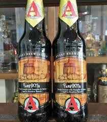 Kentucky Pumpkin Barrel Ale Glass by Avery Pump Ky N Is The Pumpkin Beer That Will Get You Drunk The