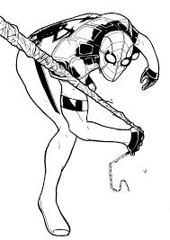 Coloriages 224 Imprimer Spiderman Num 233 Ro 499368 ViewInviteCO