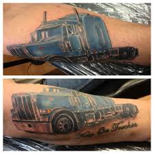 Tractor Trailer Tattoo I Did Today | Tattoos I Have Done | Pinterest ... Tattoos Semi Truck Trucking Pictures Draw Pinterest Nthnwionsincnivalwkerforearmclowntattooschippewa Semi Truck Designs 60 Tattoos For Vintage And Clipart Of Santa Driving A Christmas Big Rig Royalty Free Truck Tattoo Laitmercom Clipart Big Pencil In Color Cartoon Drawings Trucks File 3 Vecrcartoonsemitruck Hello Wip One More Session On This Amazoncom Tattify Traditional Flower Temporary Tattoo Twin Rose