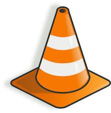 construction cone clip art at clker vector clip art online gpzgu6 clipart