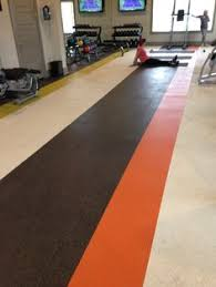 Cork Rubber Flooring Available At Trinitysurfaces Gym