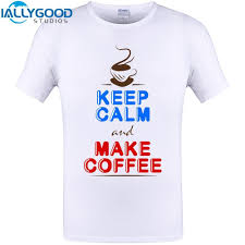 design t shirt keep calm