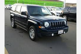 Brake And Lamp Inspection Fremont Ca by Used Jeep Patriot For Sale In Fremont Ca Edmunds