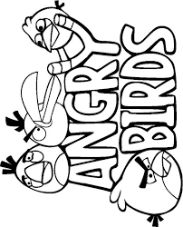 Angry Birds 7 Is A Coloring Page From BookLet Your Children Express Their Imagination When They Color The Will Never