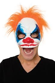 Halloween Half Masks by Halloween Masks To Buy From The Works Northampton 01604 47 20 20