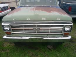 Grill For A 69 Ranger F100 - Ford Truck Enthusiasts Forums