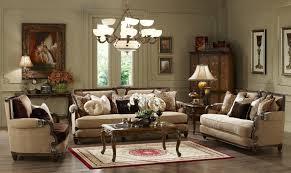Living Room Classic Contemporary Ideas