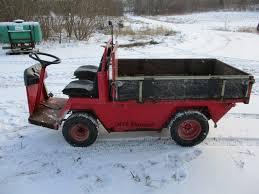 100 Electric Mini Truck HTF ELEKTRISK MINILAST LADBIL ELECTRIC MINI TRUCK For Sale