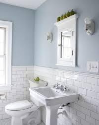 blaue und weiße badezimmer ideen dekoration ideen
