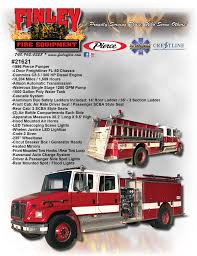 Used Apparatus For Sale – Finley Fire Equipment Co., Inc. Used Fire Trucks For Sale Apparatus Sales And Service Youtube Sold 2007 Kme Heavy Duty Rescue Command Testimonials Brindlee Mountain Tankers Deep South Truck Fdsas Afgr Bpfa0172 1993 Pierce Pumper Palmetto Ford C Series Wikipedia Firetrucksforsalenet Latest News 1992 Intertional With 1250 Pump 1000 Gallon Tank This 1994 Dash Fire Engine For Sale Waterous 800 Gal Freightliner