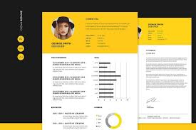 30+ Best CV & Resume Templates 2020 – Creative Touchs