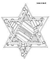 Judaism Coloring Pages Some Adults Like Books Too