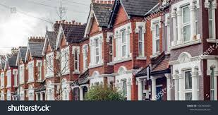 100 What Is A Terraced House Row Typical S South West Stock Photo Edit Now