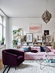 Decor Inspiration The Beautiful Apartment Of A Swedish Interior Designer Cool Chic Style Fashion