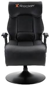 X Rocker Pro Series Gaming Chair Canada by X Rocker Elite Pro Ps4 Xbox One 2 1 Audio Faux Leather Gaming