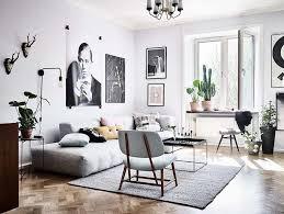 tiiliseiniä ja ruutulattioita minimalist living room