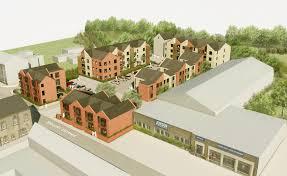 100 Bridport House Penoyre Prasad Scoops Dorset Extracare Housing Contest