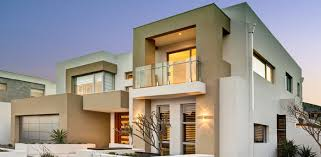 100 Modern Two Storey House The Modern Twostorey House Lynix With A Garage And A Balcony