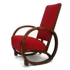 Art Deco Rocking Chair