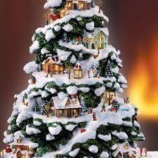 Thomas Kinkade Christmas Tree Train by Thomas And The Christmas Tree Christmas Lights Decoration