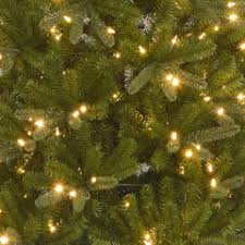 Sears Artificial Christmas Trees by 9 U0027 Pre Lit Valley Pine Tree U2014sears
